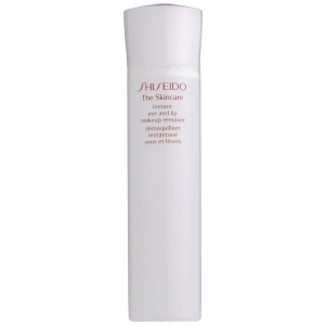 The Skincare Instant Eye and Lip Makeup Remover by Shiseido