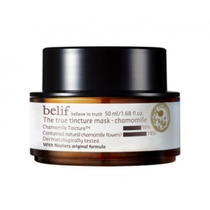 The True Tincture Mask - Chamomile by belif