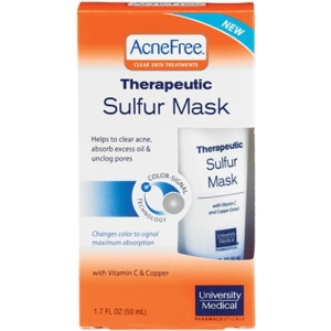 Therapeutic Sulfur Mask by AcneFree