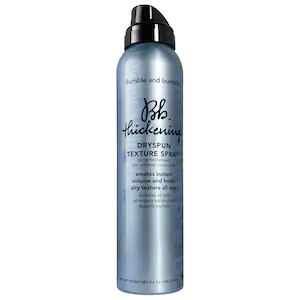 Thickening Dryspun Volume Texture Spray by Bumble and bumble