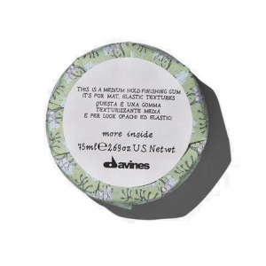 This Is A Medium Hold Finishing Gum by Davines