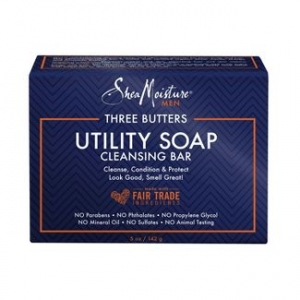 Three Butters Utility Soap by Shea Moisture