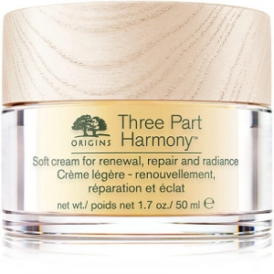 Three Part Harmony Soft Cream for Renewal, Repair and Radiance by Origins