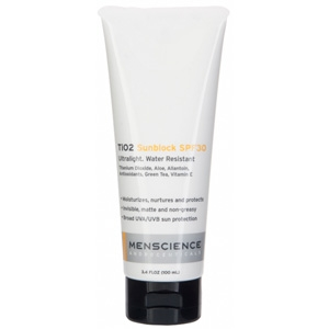 TiO2 Sunblock SPF 30 by MenScience Androceuticals