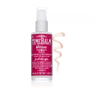 TimeBalm Skincare White Tea Apple AHA Daily Face Moisturizer by theBalm