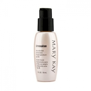 TimeWise Day Solution Sunscreen Broad Spectrum SPF 35 by Mary Kay