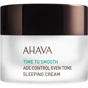 Time to Smooth Age Control Even Tone Sleeping Cream by Ahava