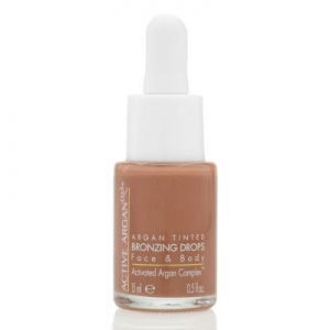Tinted Bronzing Oil Drops For Face & Body by Active Argan