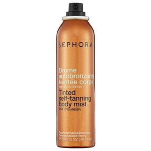 Tinted Self-Tanning Body Mist by Sephora Collection