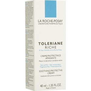 Toleriane Riche, Soothing Protective Cream by La Roche-Posay