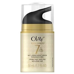 Total Effects 7-in-1 Anti-Aging Moisturizer Daily Moisturizer Fragrance-Free by Olay