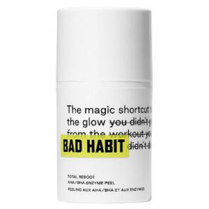 Total Reboot AHA/BHA Enzyme Peel by Bad Habit