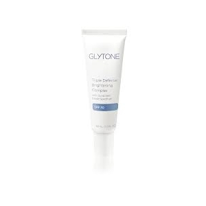 Triple Defense Brightening Complex with Sunscreen Broad Spectrum SPF 30 by Glytone