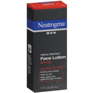 Triple Protect Face Lotion SPF 20 by Neutrogena