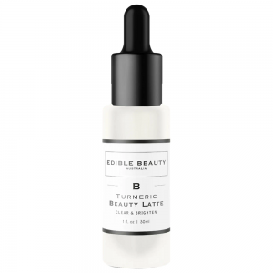 Turmeric Beauty Latte Serum - Clear & Brighten by Edible Beauty