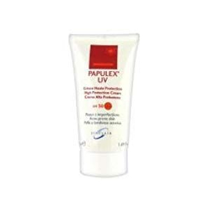 UV SPF 30 Cream for Acne Prone Skin by Papulex