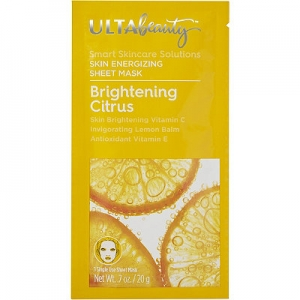 Brightening Citrus Skin Energizing Sheet Mask by Ulta