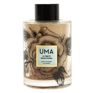 Ultimate Brightening Rose Powder Cleanser by Uma