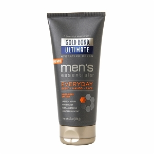 Everyday Hydrating Cream by Gold Bond Ultimate Men's Essentials