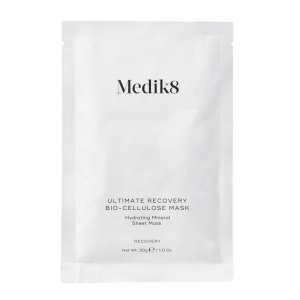 Ultimate Recovery Bio-Cellulose Mask - Hydrating Mineral Sheet Mask by Medik8