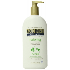 Ultimate Restoring Skin Therapy Lotion, CoQ10 by Gold Bond
