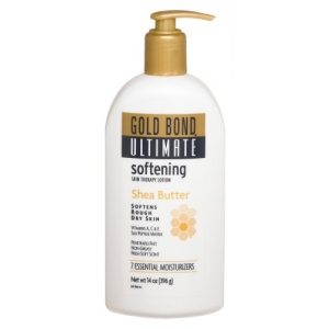 Ultimate Softening Skin Therapy Lotion, Shea Butter by Gold Bond