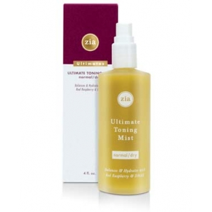 Ultimate Toning Mist, for Normal/Dry Skin by Zia Natural