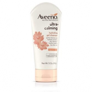 Ultra-Calming Hydrating Gel Cleanser by Aveeno