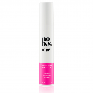 Ultra-Hydrating Moisturizer W/SPF 20 by No B.S.