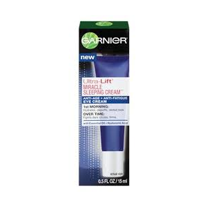 Ultra-Lift Miracle Sleeping Cream Anti-Age Anti-Fatigue Eye Cream by Garnier