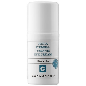 Ultra Firming Organic Eye Cream by Consonant Skincare