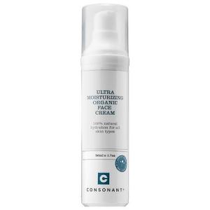 Ultra Moisturizing Organic Face Cream by Consonant Skincare