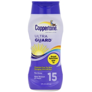 Ultraguard Lotion SPF 15 by Coppertone