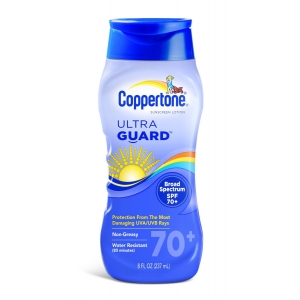 Ultraguard Lotion SPF 70+ by Coppertone