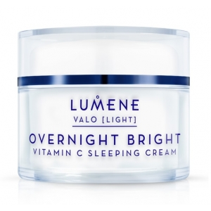 Valo Overnight Bright Sleeping Cream by Lumene