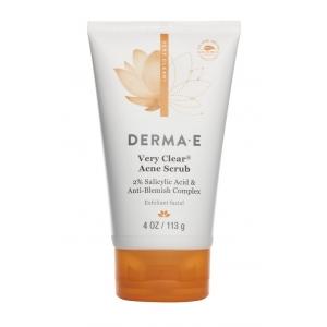 Very Clear Acne Scrub with 2% Salicylic Acid & Anti-Blemish Complex by Derma E