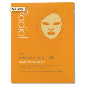 Vit C Energising Sheet Mask by Rodial