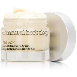 Vital Glow Overnight Resurfacing Cream by Elemental Herbology