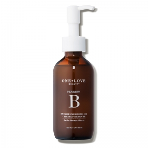 Vitamin B Enzyme Cleansing Oil + Makeup Remover by One Love Organics