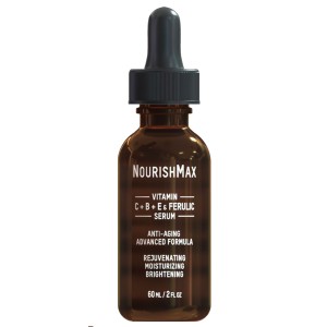 Vitamin CBE and Ferulic Serum by NourishMax