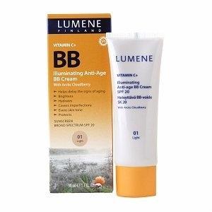 Vitamin C+ Illuminating Anti-Age BB-Cream SPF 20 by Lumene