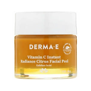Vitamin C Instant Radiance Citrus Facial Peel by Derma E