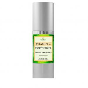 Vitamin C Moisturizer Cream - 65% Organic by Tree of Life Beauty