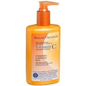 Vitamin C  Renewal Hydrating Cleansing Milk by Avalon Organics