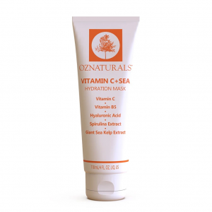 Vitamin C + Sea Hydration Mask by OZNaturals