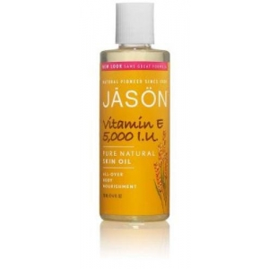 Vitamin E Oil 5,000 I.U. Pure Beauty Oil by Jason Natural