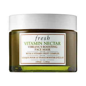 Vitamin Nectar Vibrancy-Boosting Face Mask by fresh