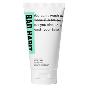Wake Things Up Matcha & Mint Daily Cleanser by Bad Habit