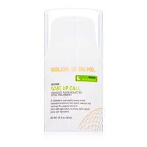 Wake Up Call - Overnight Regenerative Facial Treatment by Goldfaden MD