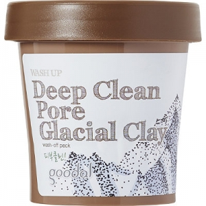 Washup Deep Clean Pore Glacial Clay Wash-Off Pack by Goodal